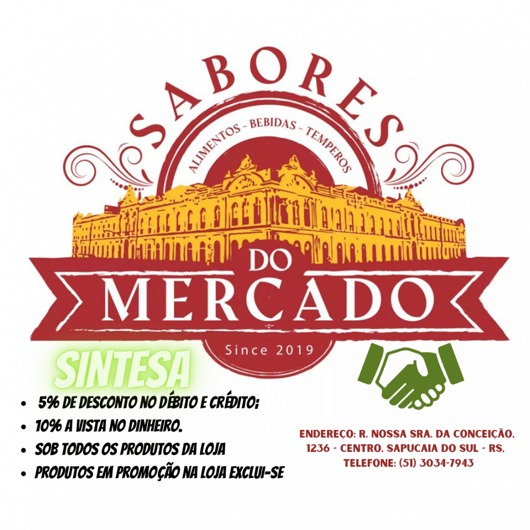 SABOR DO MERCADO